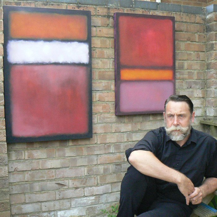 Thank you Rothko 01 & 02 – SOLD